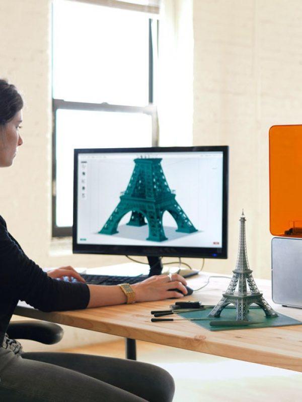 3D printer mühendislik